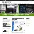 Kinetic Website im neuen Gewand