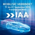 Kreidler E-bikes testen auf der IAA 2015