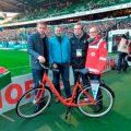 "Spendenaktion ""Dein Rotes Fahrrad"""