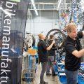 Produktionsstart: e-bike manufaktur mit neuen Continental-Antrieben