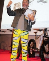 Press Conference S+ARCKBIKE with Moustache (1)