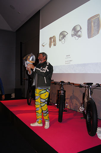 Press Conference S+ARCKBIKE with Moustache (3)