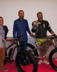 Press Conference S+ARCKBIKE with Moustache (4)