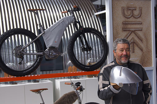 S+ARCKBIKE with Moustache at Eurobike (2)
