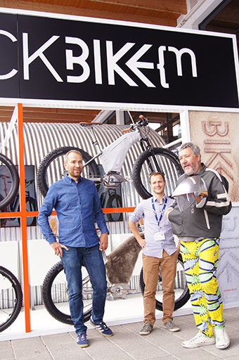 S+ARCKBIKE with Moustache at Eurobike (5)